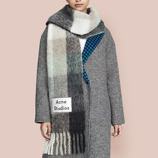 Winter Scarves Collection