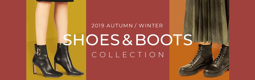 2019 Autumn Winter SHOES COLLECTION