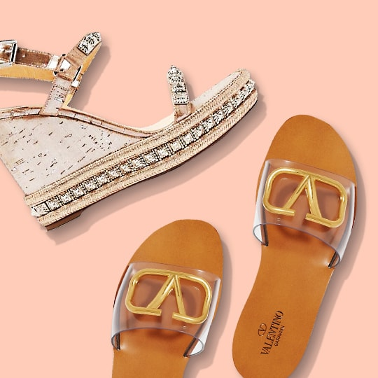 2019 SPRING&SUMMER SHOES COLLECTION