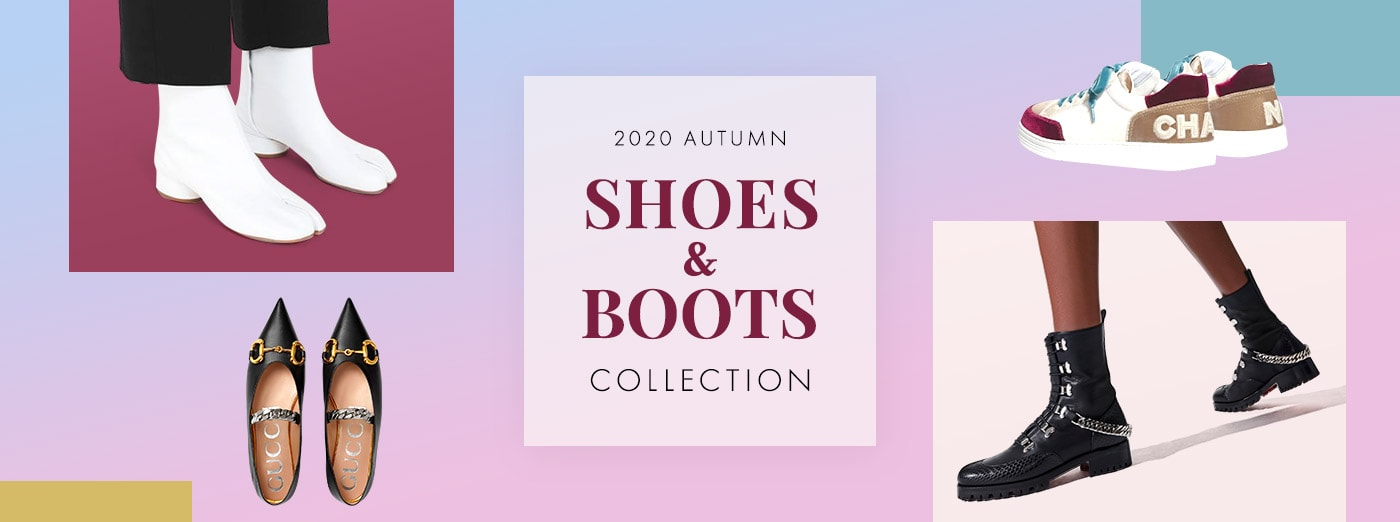 2020 Autumn SHOES & BOOTS COLLECTION