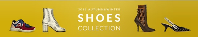 2018年秋冬新作 SHOES COLLECTION