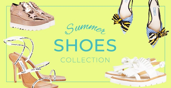 SUMMER SHOES COLLECTION