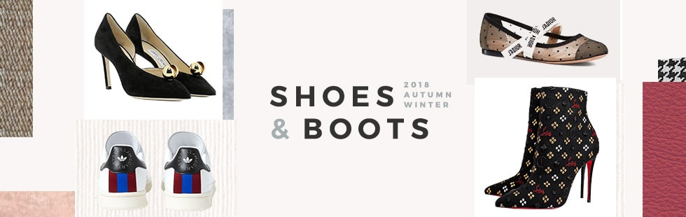 2018 AUTUMN WINTER SHOES & BOOTS