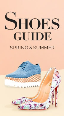 SPRING SUMMER SHOSE GUIDE