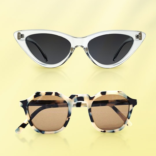2019 summer SUNGLASSES COLLECTION