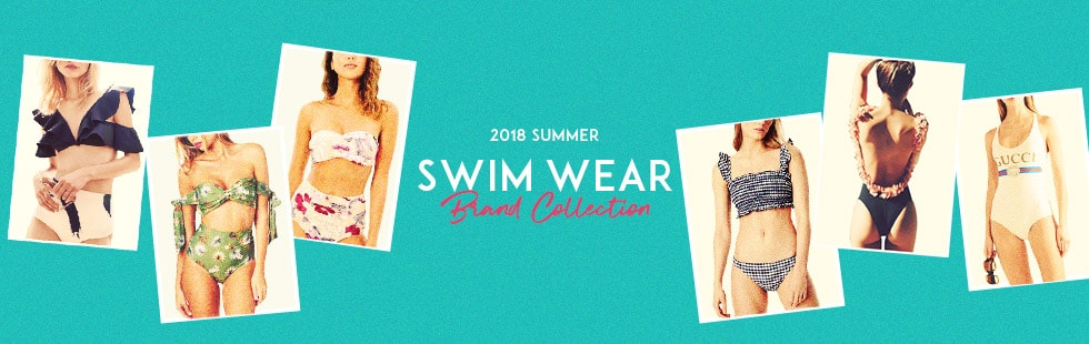 2018 SWIMWEAR BRAND COLLECTION