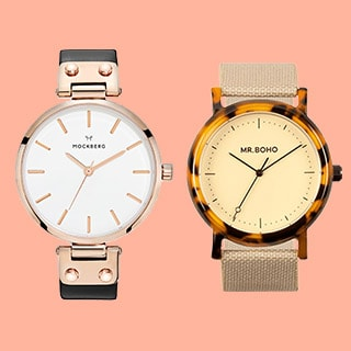 2018 SPRING&SUMMER WRIST WATCH COLLECTION