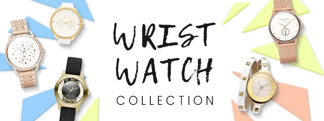 WRIST WATCH COLLECTION 2017
